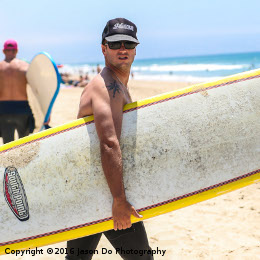 Mike - Surf Instructor
